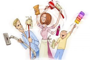 Spring time cleaning-Passover