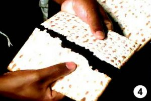 I have broken the wall of division – Passover