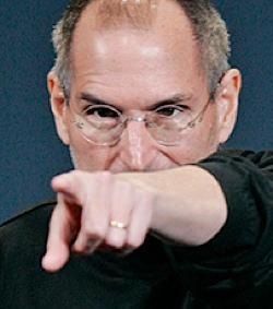 The Relationship Between Steve Jobs And Google Chairman Eric Schmidt Soured Over Android